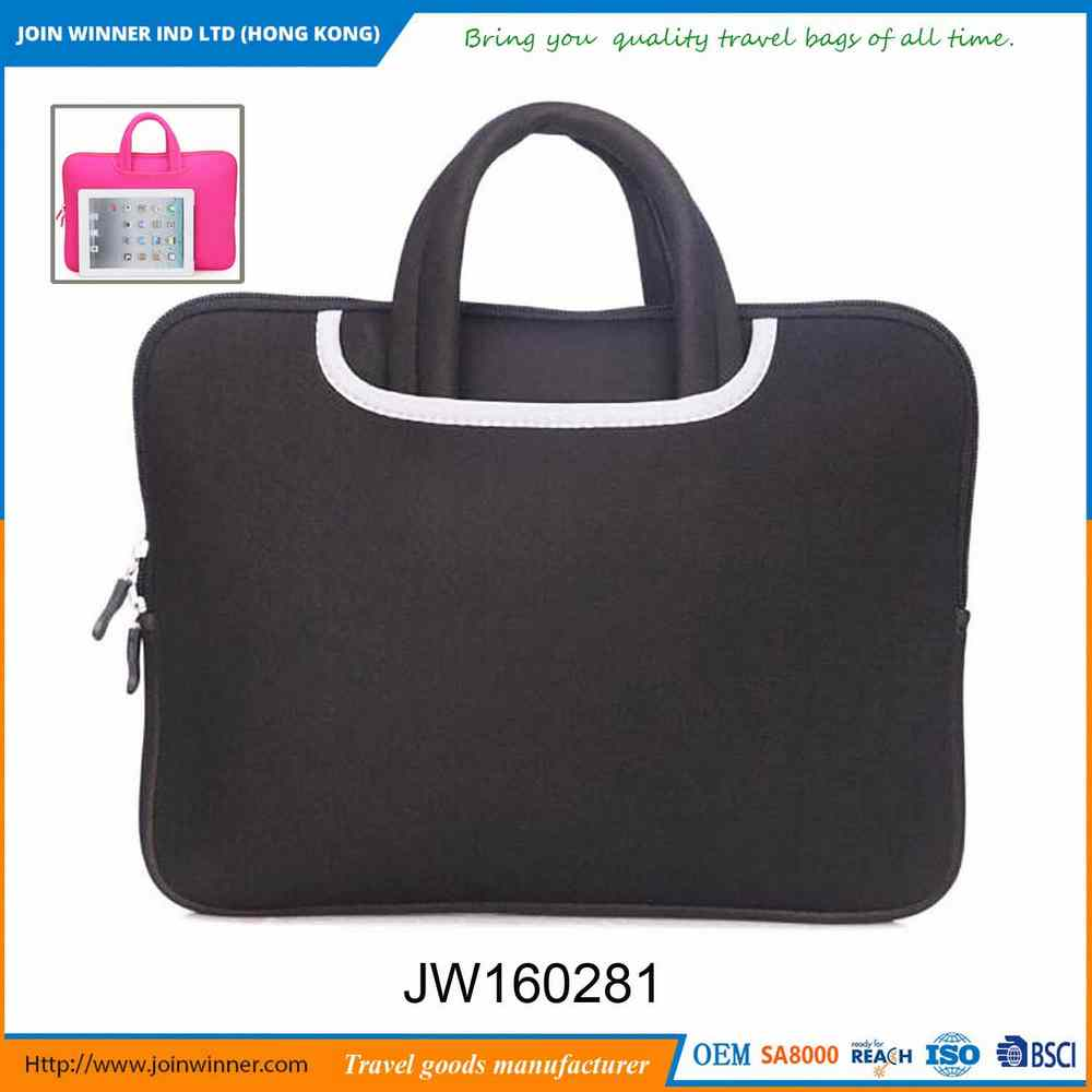 High quality, Reasonable Price and Fashionable Style 14 Neoprene Laptop Sleeve China Factory