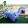 Hottest Anime Design Inflatable Sex Toy / Giant Inflatable Purple Dragon With Sexy SPH