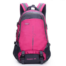 China wholesale unisex leisure rusksack waterproof travel backpack with hidden compartment