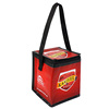 4 Pack Liquor Store Water Bottle Custom Cooler Bag