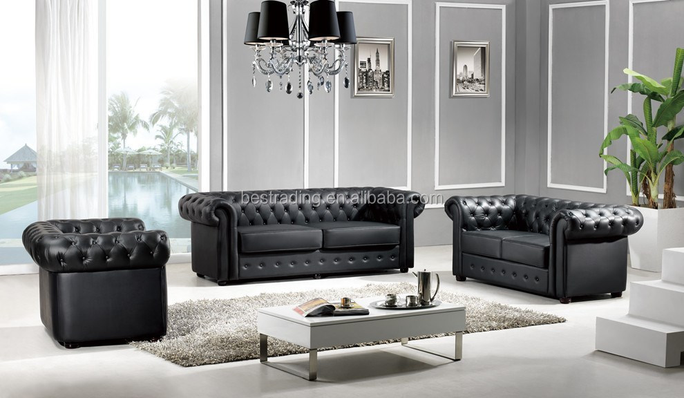 Chesterfield sofa chesterfield sofa fluwelen chesterfield bank woonkamer sofa product id - Afbeelding eigentijdse woonkamer ...
