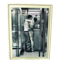 Indoor lucky kiss, iron / iron painting decorative painting
