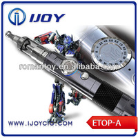 16 manual gears with Transformer mod Ijoy Etop-A starter kit refillable e cigarette