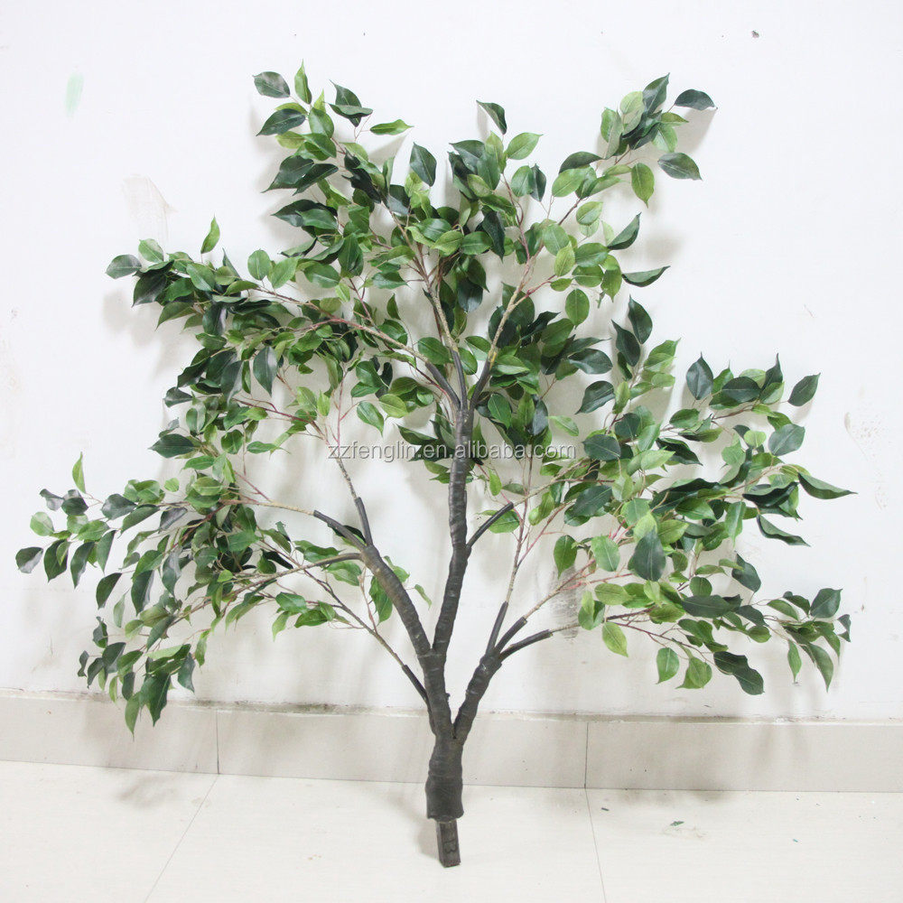 Large artificial decorative tree factory wholesale ficus for Cheap trees