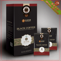Herb Ganoderma Lucidum Healthy Diet Coffee