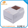 Clothing tag printing machine,thermal transfer barcode printer Rongta RP400/RP500