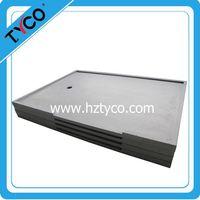 Tile Shower Pan styrofoam easy installing board