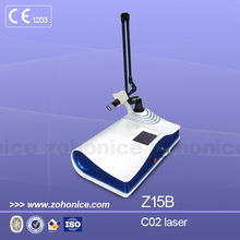 Zoho best selling fractional co2 laser cost