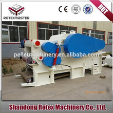 ROTEX MASTER good capacity Cutting Wood Log /wood crusher tree branch crusher