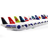 Popular air company custom design usb hard disk drive/airplane usb key/usb flash drives bulk cheap