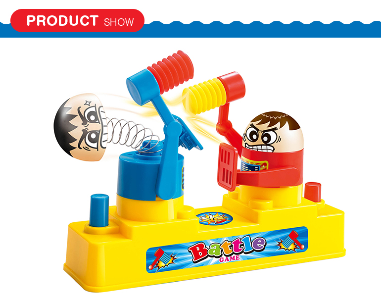 Factory price hot selling educational playing multiplayer toys hammer game for kids