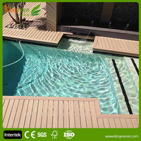 On sale wood boat decking material, Fire resistant pvc decking rails