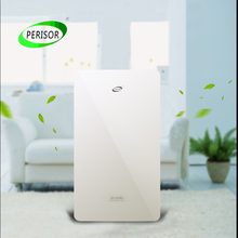 Eco friendly advanced low noise removing benzene hepa oxygen green air purifier ionizer