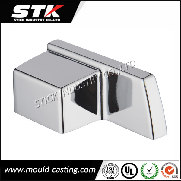 Plated Zamak Casting Tap Water Faucet Handle Part