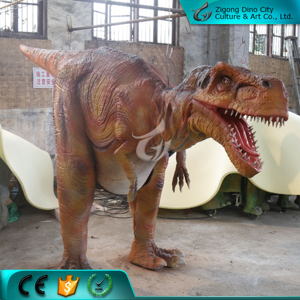 Hot Sale Attraction Mechanical Dinosaur Costume