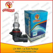 Supply High Quality 12V 9005 Headlight Bulb for HONDA Car