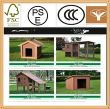 custome wooden dog house dog kennel