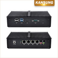 Industiral 4 LAN Port Desktop Single