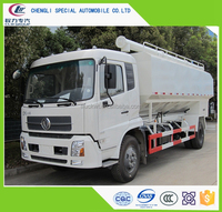 good price 12MT hydraulic feed delivery truck