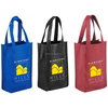 Designer Cheapest non woven wine carrier bag