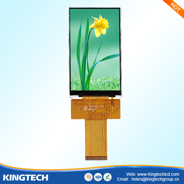 latest mobile phone android 4.3'' IPS vga lcd screen