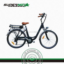 Brushless Rear moter Green Power Electric Bike