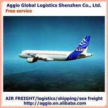 aggio free sample logistics cheap courier express to brazil