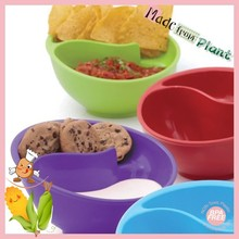Obol - The Original Anti-Soggy Cereal Bowls / Breakfast Bowls