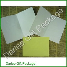 paper playing card foldable paper card scented paper card