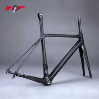 Chinese carbon road bike frame C-brakes SuperLight road racing bicycle frame FM008