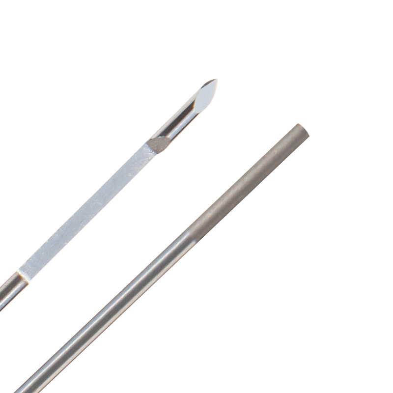 China cannula and stylet for 14g biopsy needle