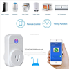 FCC, CE Premium Quality, Wifi Smart Plug socket, compatible with Alexa,