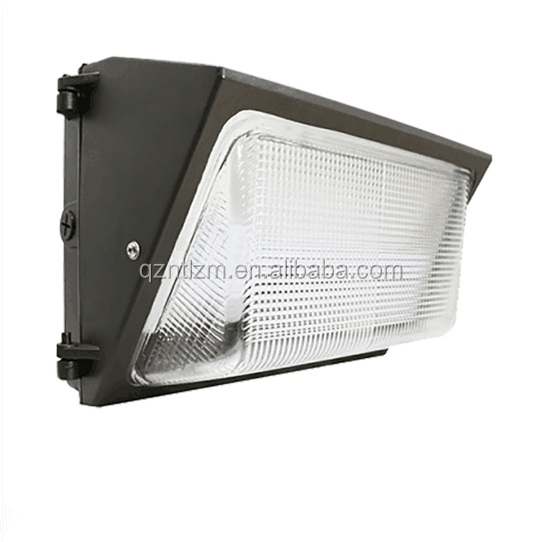 UL/ETL DLC 4.0 listed 45 watts outdoor wall pack light led area light ip65 with 5 years warranty