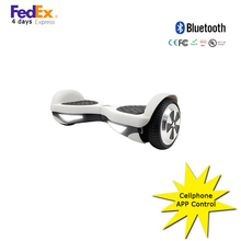 2017 Newest electrical scooter 2 wheel self balancing scooter hoverboard