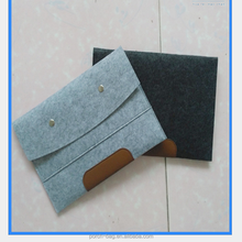 mini-computer clutch felt briefcase computer bag business felt notebook bag