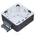 Wholesale Custom hight quality Acrylic outdoor Massage hot tub spa/Whirlpool Spa (KGT-JCS-07)
