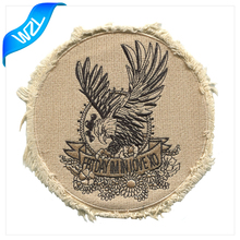 Eagle custom embroidery patch in high quality