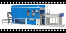 PVC.PS.PET.PSP thermoforming machine