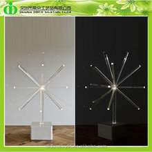 DDS-L008 Trade Assurance Alibaba China Supplier Wholesale Invisible Plexiglass Lamp
