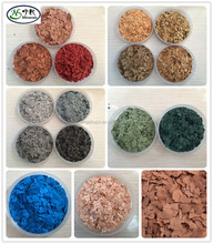5-8mm Rock flake Composite Rock chip for building coating