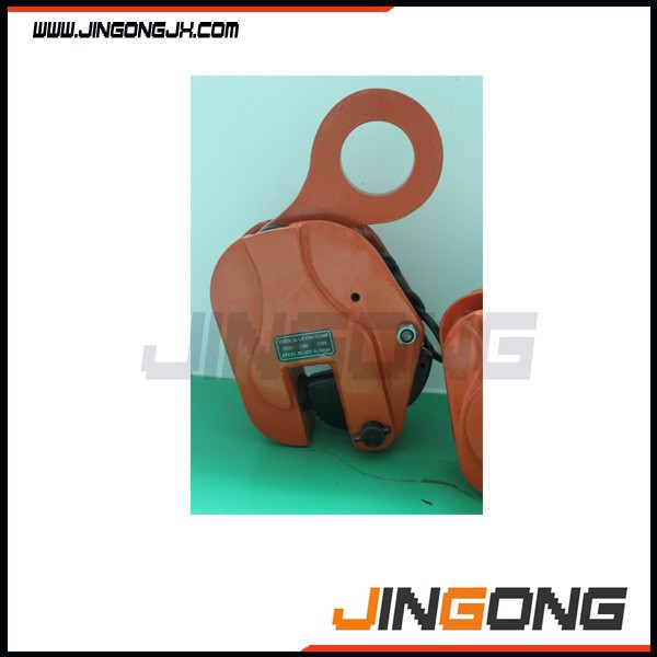 Crane lifting clamp / sheet lifting clamp