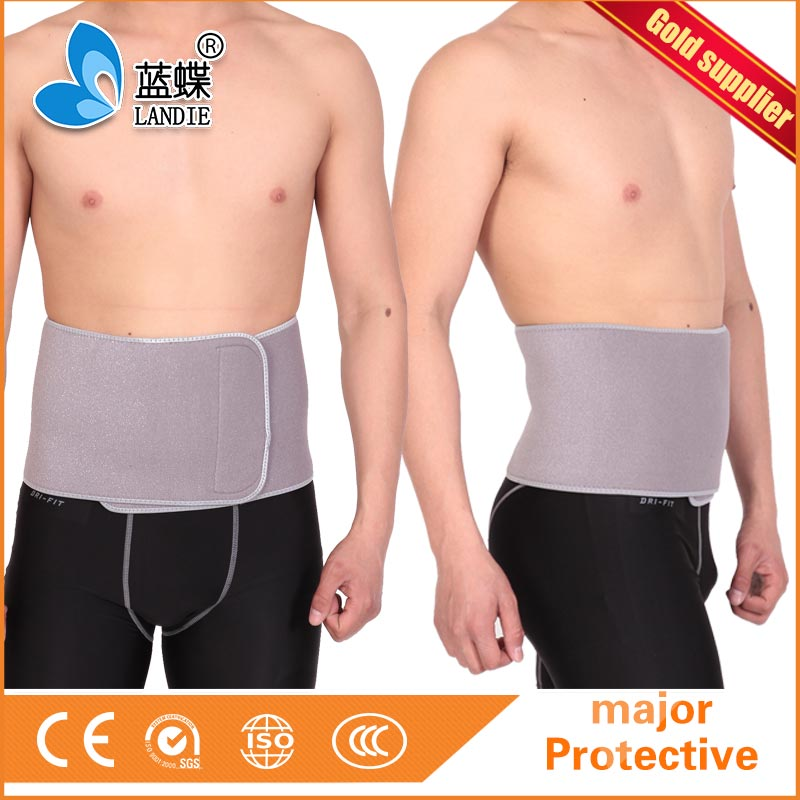 Waist Trimmer Ab belt- Weight Loss- Abdominal Muscle & Back Supporter