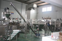Single station milk powder stand-up bag packing machines