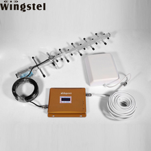 Gold gsm 980 mobile repeater 2g/3g/4g signal booster/repeater