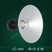 Epistar Bridgelux COB 80W LED High Bay LIght Shenzhen Factory High Quality 3 Years Warranty
