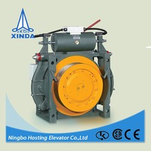 Safety Gear elevator traction machine(gearless)