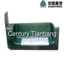 Cnhtc Hot Selling SINOTRUK HOWO Trailer Spare Body Part WG1641240012 Left Step Bow Bottom