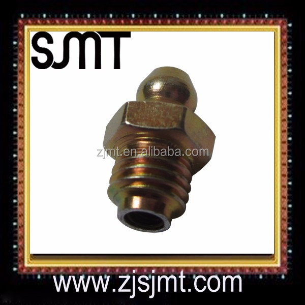 high pressure connection hose fittings 5/16-24 straight type hydraulic grease tools