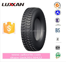 chinese brand LUXXAN TBR Tire for Truck or Bus