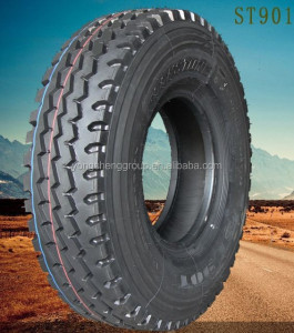 Super single hot sale semi truck tire size 315/80R22.5
